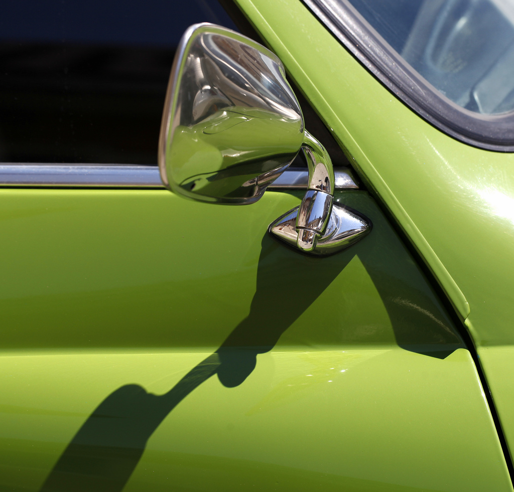 Automobile Side Mirror